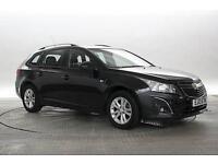 2013 (13 Reg) Chevrolet Cruze 1.8 LT Carbon Flash Black ESTATE PETROL AUTOMATIC
