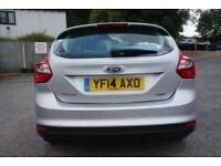 2014 Ford Focus 1.6 TDCi Titanium Navigator EC Manual Diesel Hatchback