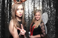 Professional Photo Booth - $220* photobooth