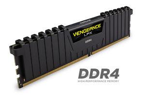 DDR4 Memory Corsair LPX 3200Mhz 8GB (2x4GB) NEW