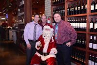 Best Christmas Party with Santa Claus visit