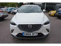 2017 Mazda CX-3 2.0 Sport Nav 5dr Manual Petrol Hatchback