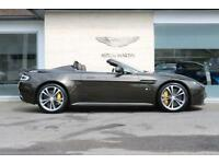 2016 Aston Martin V12 Vantage S Roadster S 2dr Sportshift III Automatic Petrol R
