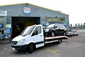 24/7 Vehicle Breakdown Recovery Service Tow Truck Scrap Cars Wanted Cheapest Reliable Nationwide