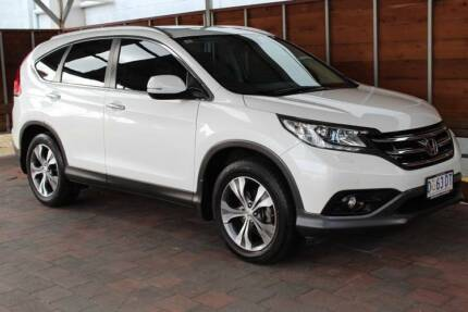 2013 Honda CR-V VTI-L Automatic 4x4 Wagon Moonah Glenorchy Area Preview