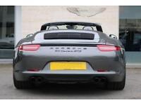 2015 Porsche 911 2dr PDK Automatic Petrol Cabriolet