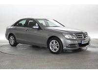 2014 (14 Reg) Mercedes C220 2.2 CDi Executive SE Premium Plus Palladium Silver D