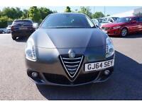 2014 Alfa Romeo Giulietta 1.4 TB Distinctive 5dr Manual Petrol Hatchback