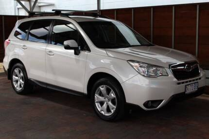 2013 Subaru Forester 2.0lt I 6 Speed Manual AWD Wagon Moonah Glenorchy Area Preview