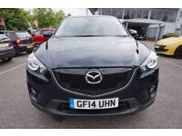 2014 Mazda CX-5 2.2d SE-L Nav 5dr Manual Diesel Estate