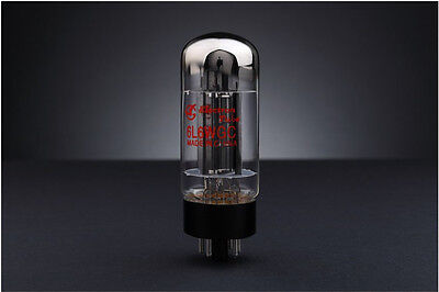 1pcs  Shuguang 6L6WGC(5881A,6L6GC,350C)Vacuum Tube Tested by Factory NEW