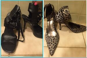 Heels - Guess, Lillian, others......  size 6-7 Kitchener / Waterloo Kitchener Area image 7