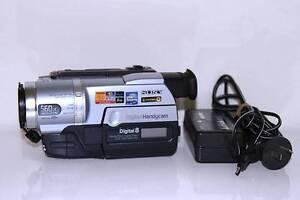 Sony Handycam DCR-TRV140E Digital8 tape Camcorder Camera Recorder Sydney City Inner Sydney Preview