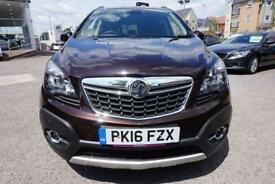 2016 Vauxhall Mokka 1.6 CDTi SE Automatic Diesel Hatchback