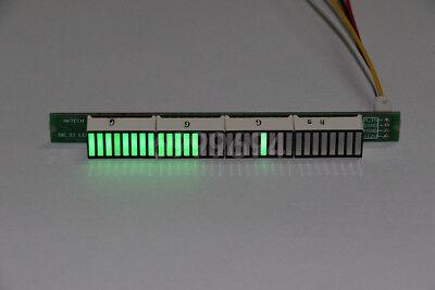 New 32 Led Level Indicator Music Sound Audio Display Analyzer Vu Meter