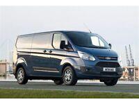 Man & Van Service - Available at Short Notice