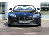 2012 Aston Martin V8 Vantage S Roadster S 2dr Sportshift Automatic Petrol Roadst