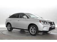 2014 (64 Reg) Lexus RX 450h 3.5 Advance Silver ELECTRICITY AUTOMATIC