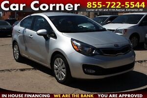 2015 Kia Rio EX GDI/FUEL EFFICIENT/LOW MILEAGE/FACTORY WARRANTY!