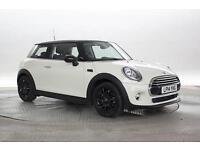 2014 (14 Reg) Mini Hatch 1.5 Cooper White 3 STANDARD PETROL MANUAL
