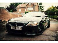 Stunning BMW Z4 3.0 sport convertible black alloys m3 m5