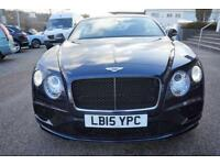 2015 Bentley Continental GT 4.0 V8 S 2dr Auto Automatic Petrol Coupe