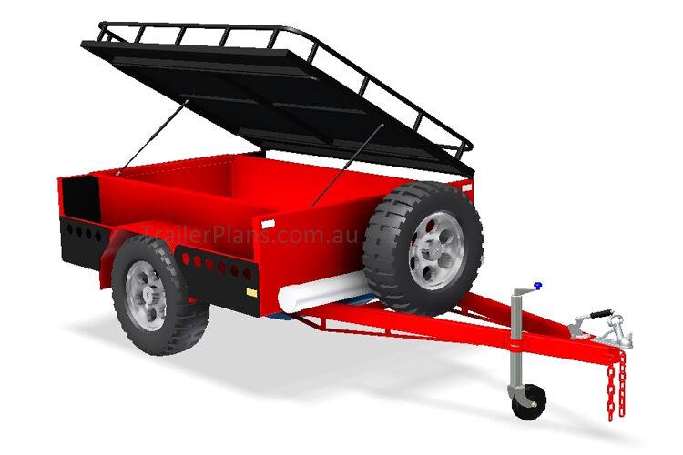 Excellent Teardrop Camper Trailer Plans Teardrop Camper Plans How To Build