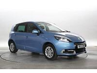 2012 (12 Reg) Renault Scenic 1.5 dCi Dynamique Tom Tom EDC Met Blue MPV DIESEL A