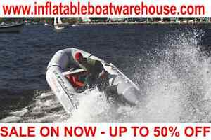 Inflatable boats (UP TO 50% OFF)  Fort McMurray
