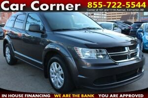 2014 Dodge Journey SE - LOW MILEAGE WITH EXCELLENT FUEL ECONOMY!