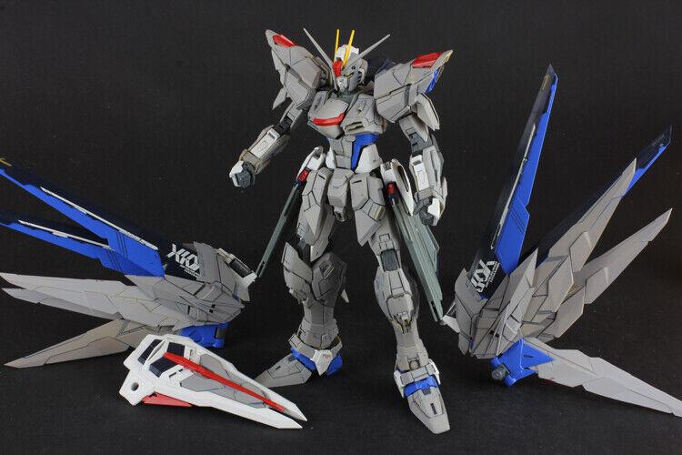 Bandai Expansion Effect set for 1//100 MG Freedom 2.0 Gundam model