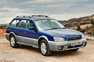 2000 or Newer Subaru Impreza, Legacy, Outback, Forester