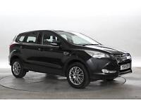 2014 (14 Reg) Ford Kuga 2.0 TDCi 163 Titanium Powershift Panther Black DIESEL AU