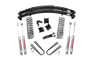 "F100 2.5"" SUSPENSION LIFT SYSTEM 73-76"