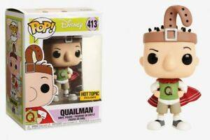 Protector for *** Disney's Doug – Quailman #413 (Hot Topic Excl)