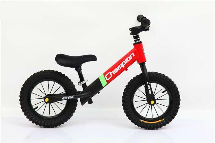 """12"""" Sport Kids  Balance Bike Carbon Steel  Children Running"""