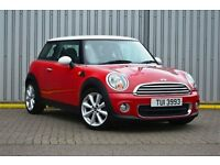 2011 Mini 1.6 One 3dr Auto [Pepper Pack] low mileage!!