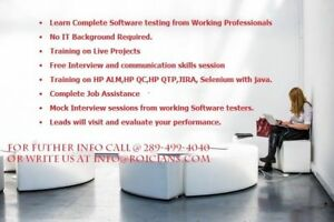 Learn Software testing without IT background|100% job assistance
