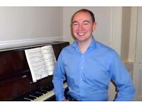 FREE first piano lesson in West Lothian