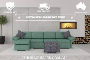 BRAND NEW LOUNGES, SOFAS AT FACTORY DIRECT PRICES FREE DELIVERY