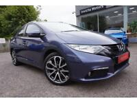 2014 Honda Civic 1.6 i-DTEC SR 5dr Manual Diesel Estate