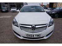2014 Vauxhall Insignia 2.0 CDTi ecoFLEX Tech Line (St Manual Diesel Hatchback