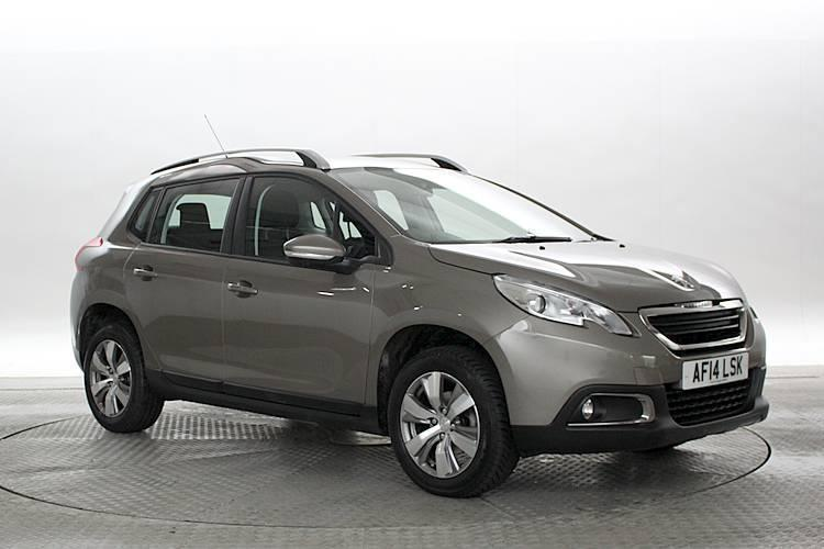 2014 14 reg peugeot 2008 1 4 hdi active spirit grey mpv diesel manual in west london london. Black Bedroom Furniture Sets. Home Design Ideas