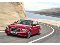2015 Mercedes-Benz E-Class Saloon E220 BlueTEC AMG Night Ed Prem Automatic Diese