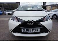 2015 Toyota Aygo 1.0 VVT-i X-Play 5dr Manual Petrol Hatchback