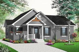 $163,000 NEWLY CONSTRUCTED 3 BDR HOUSE ON YOUR LOT