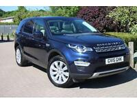 2015 Land Rover Discovery Sport 2.2 SD4 HSE Luxury 5dr Auto wi Automatic Diesel