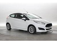 2013 (13 Reg) Ford Fiesta 1.0 Zetec S Frozen White 3 STANDARD PETROL MANUAL