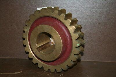 Worm gear H-6629 for WB-1000 Horsburgh & Scott Speed reducer Unused