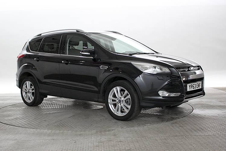 2013 63 reg ford kuga 2 0 tdci 163 titanium x panther black diesel manual in west london. Black Bedroom Furniture Sets. Home Design Ideas